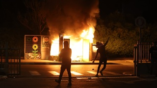 Riots in Lod in May