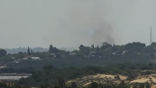 Anti-tank missile fired at Netiv Haasara on the border with Gaza
