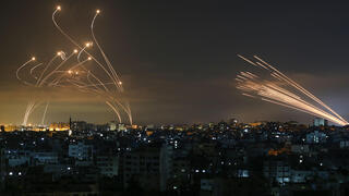 Iron Dome activates in southern Israel as rockets are fired from northern Gaza overnight Thursday