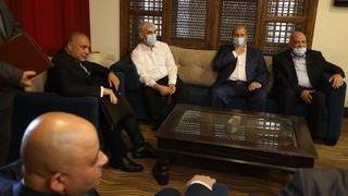 Egypt's intelligence team meets with Hamas officials in Gaza