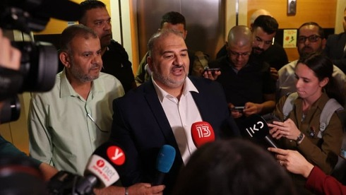 Outrage in Gaza as Mansour Abbas signs onto new government