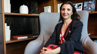 Fleur Hassan-Nahoum, co-founder of the UAE-Israel Business Council and deputy mayor of Jerusalem, June 3, 2021