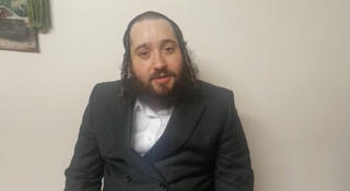 Avraham Fixsler, an Israeli father asks for his critically ill daughter to be sent to Israel, before her life support is turned off, in Manchester, Britain