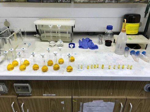 Tel Aviv University lab tests quality of water extracted from air