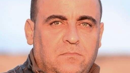 Nizar Banat who died in the custody of the Palestinian Authority police in June