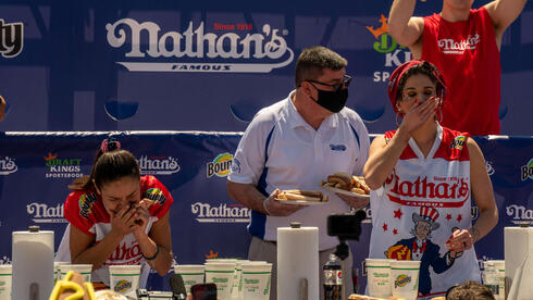 2021 Nathan's Famous 4th Of July International Hot Dog Eating Contest