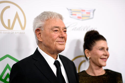 Richard Donner and Lauren Shuler Donner attend the 30th annual Producers Guild Awards at The Beverly Hilton Hotel