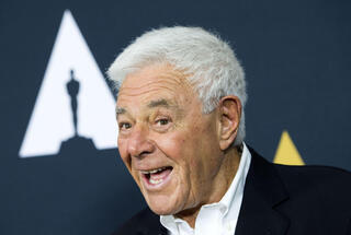 Director/producer Richard Donner attends An Academy Tribute ceremony for him at The Academy of Motion Picture Arts and Sciences, in Beverly Hills, California