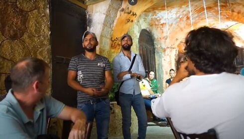 Hearing both sides of the Israeli-Palestinian conflict on a tour in Hebron