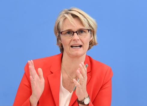 Anja Karliczek (CDU), Federal Minister of Education and Research