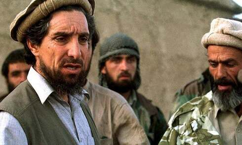 Ahmed Shah Massoud, also known as 'Lion of Panjshir'