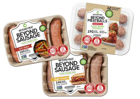Beyond meat.