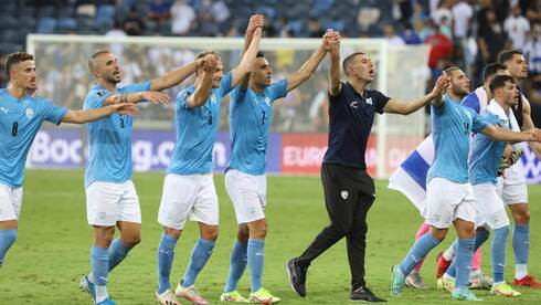 Irresistible Israel delivers 5-star thrashing to Austria in World Cup qualifier