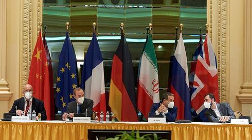 World powers meet with Iranian officials in Vienna to discuss a return to the 2015 nuclear deal