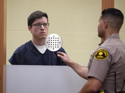 John T. Earnest appears for his arraignment hearing in San Diego