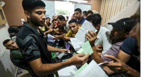 Gaza's work permit frenzy is a blessing for Israel's security