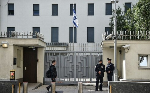 Israeli embassy in Moscow, Russia
