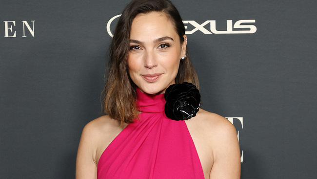 """Israeli actress Gal Gadot at the """"Elle"""" event"""